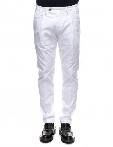 Pantalone con pince